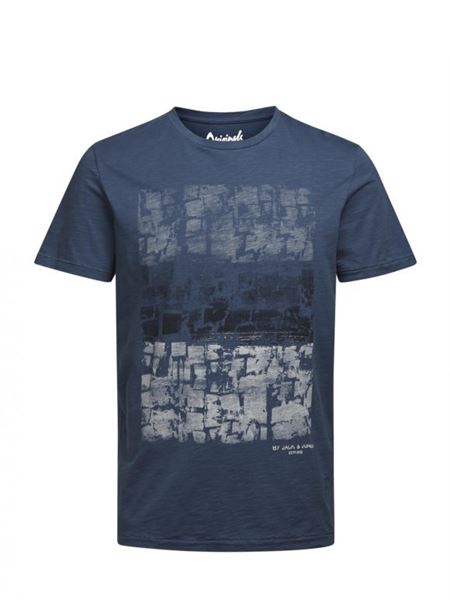 Jack&jones Originals Tshirt Bluette
