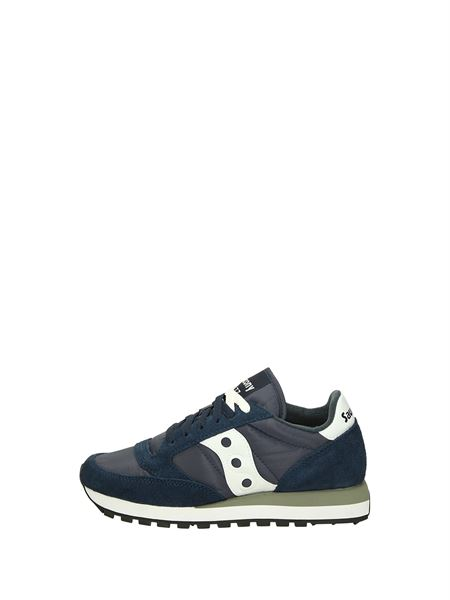 Saucony Low Sneakers Blue White