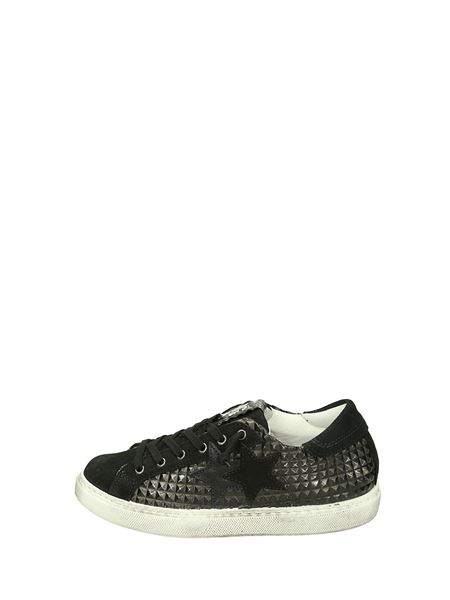 2star Sneakers Basse  Nero