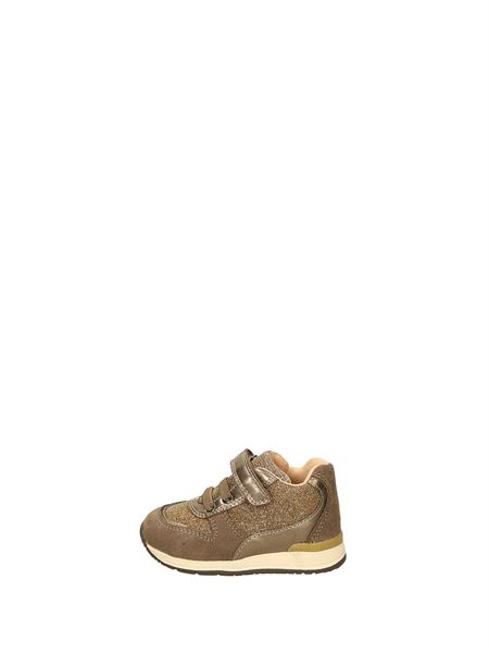 Geox Low Sneakers Gold