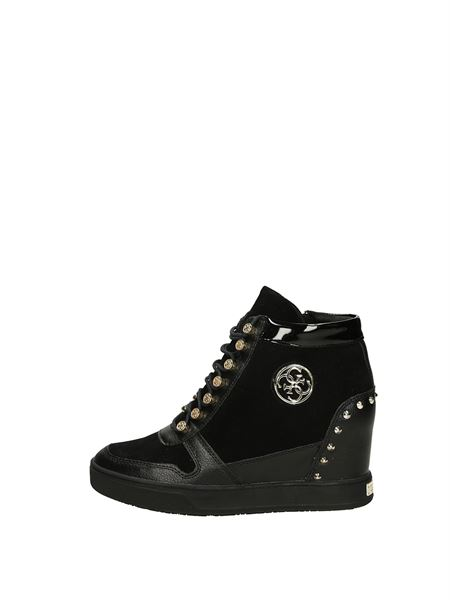 Guess Sneakers Zeppa Nero