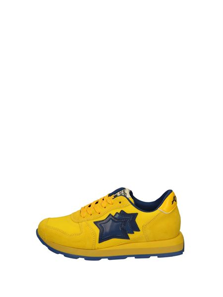 Atlantic Stars Sneakers Basse  Giallo