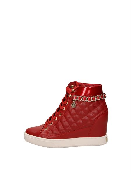 Guess Sneakers Zeppa Rosso