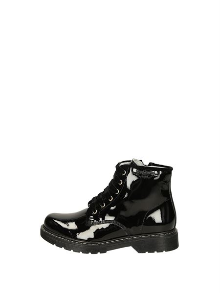 Nero Giardini Polish Laces Black