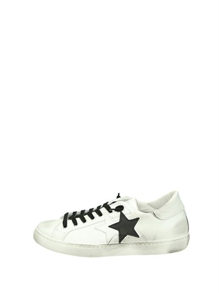 2star Low Sneakers White