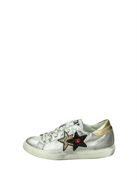2star Sneakers Basse  Silver