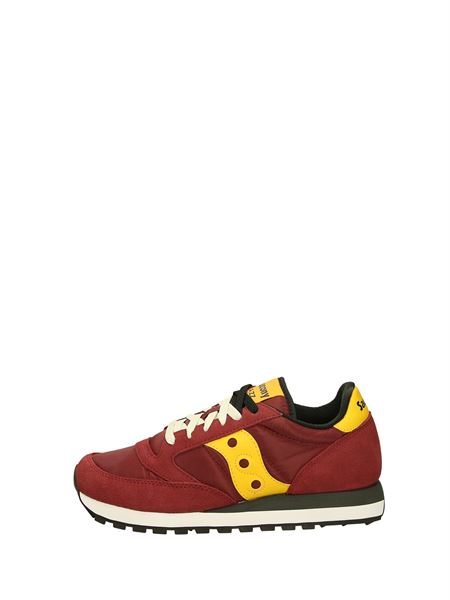 Saucony Sneakers Basse  Bordeau Gialla