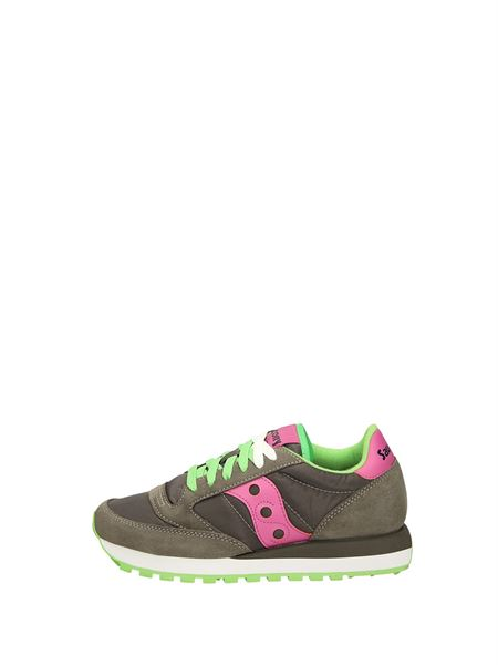 Saucony Low Sneakers Gray Rose
