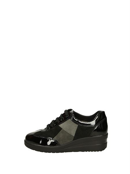 Joy In Step Sneakers Zeppa Nero