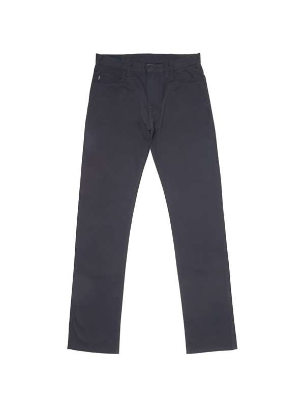 Armani Jeans Trousers Grey