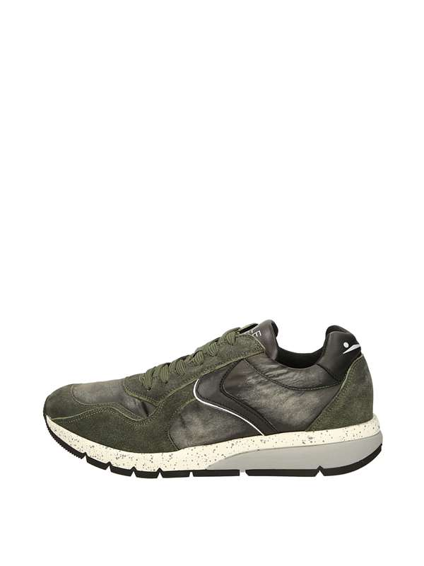 Voile Blanche Low Sneakers Green