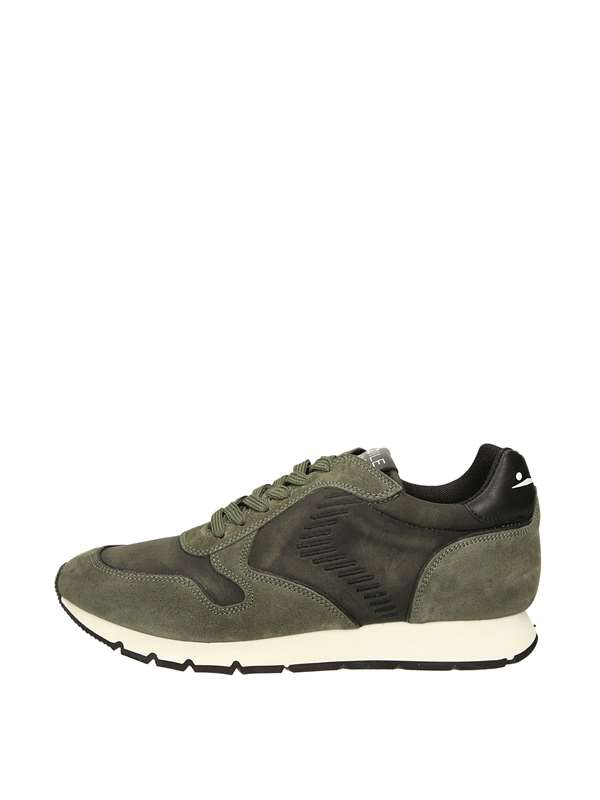Voile Blanche Sneakers Basse  Verde