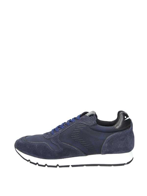 Voile Blanche Low Sneakers Blue