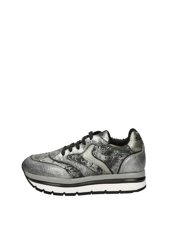 Voile Blanche Low Sneakers Steel