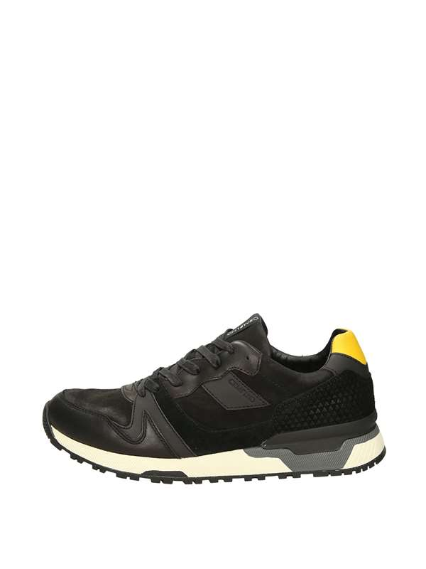 Crime London Low Sneakers Black