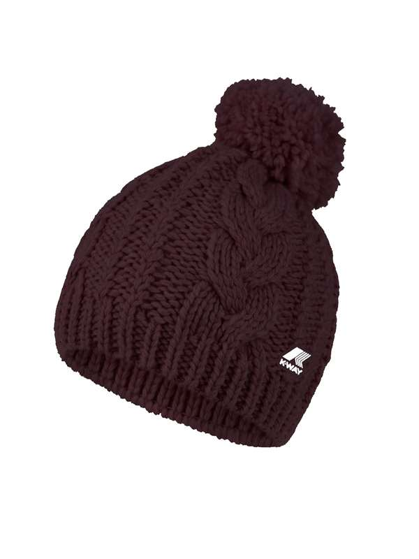 K-way Cappello  Marrone