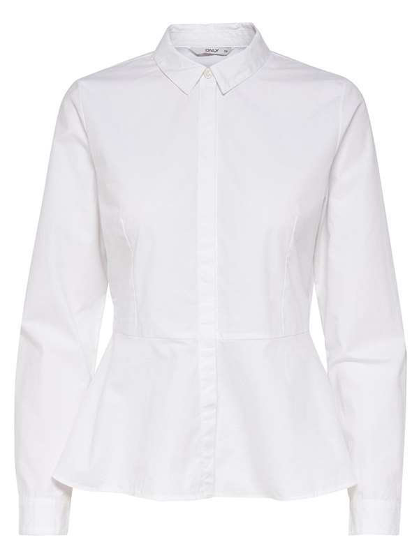 Only Camicia Bianco