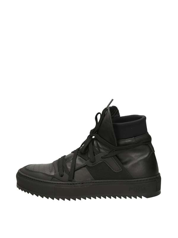 Pha Paris Sneakers Alte Nero