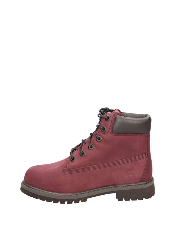 Timberland Polish Laces Plum