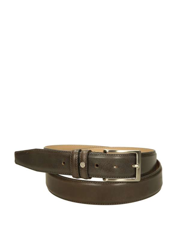 Peppe 'o Piezzo Belts Anthracite
