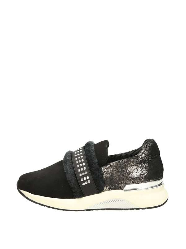 Cafe' Noir Slip On Nero