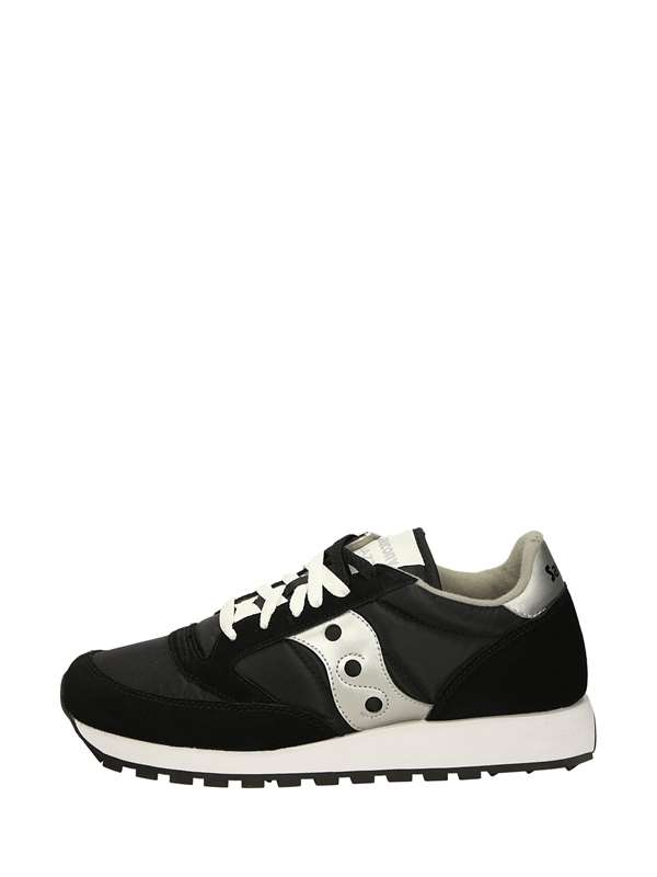 Saucony Sneakers Basse  Nero/silver