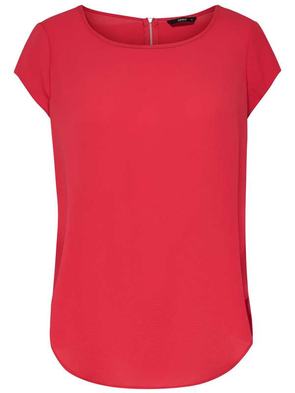 Only Blusa Rosso
