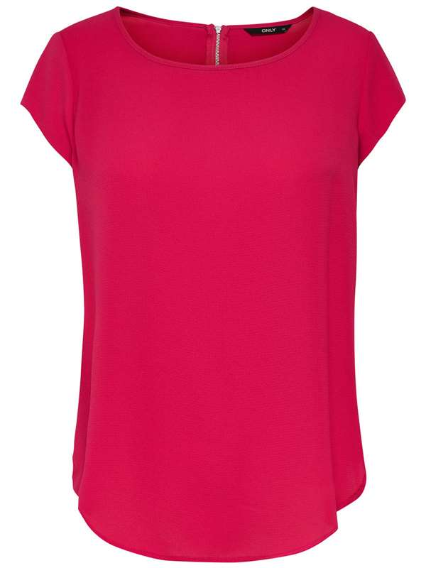 Only Blusa Fuxia