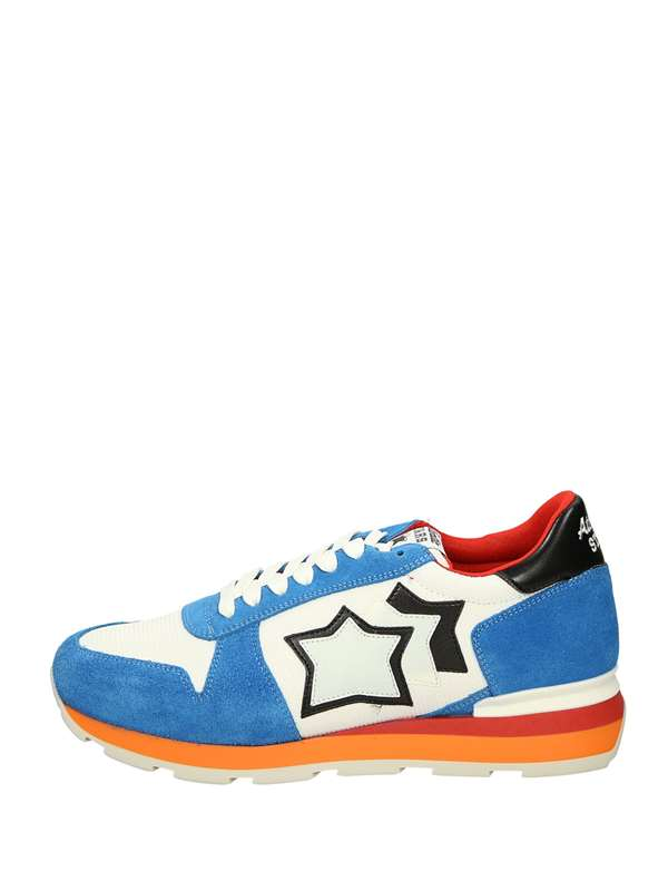 Atlantic Stars Sneakers Basse  Bianco