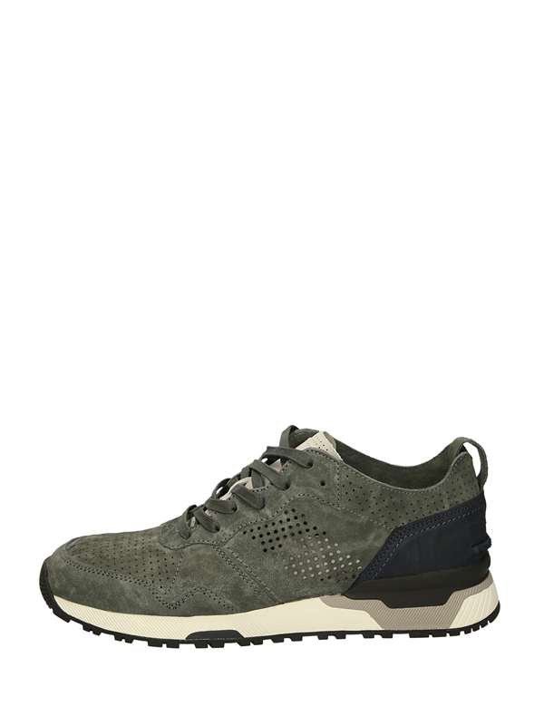 Crime London Low Sneakers Grey
