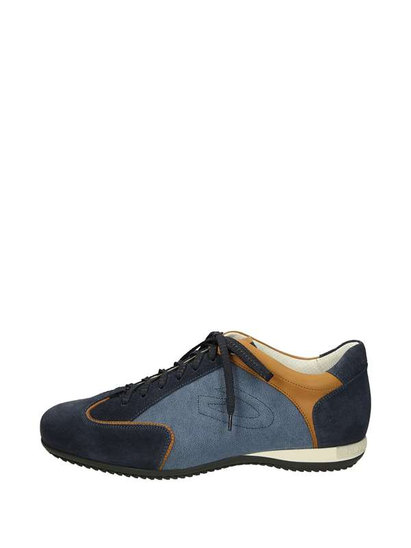 Guardiani Low Sneakers Blue