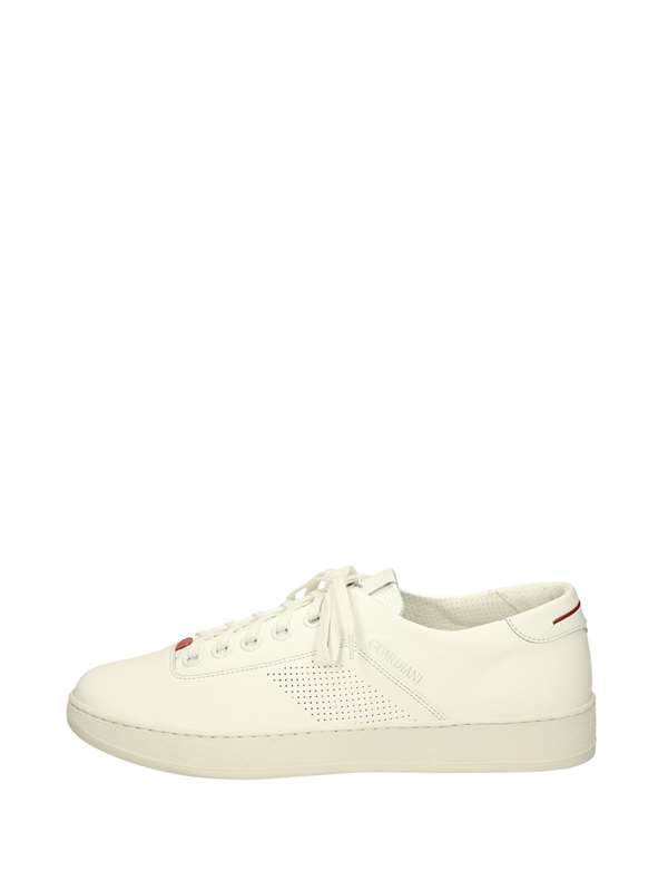Guardiani Low Sneakers White