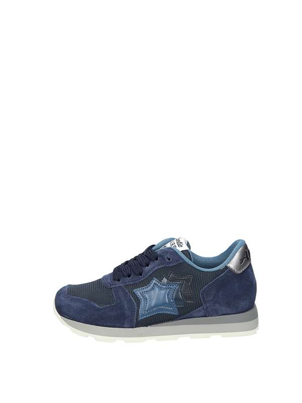 Atlantic Stars Sneakers Basse  Blu