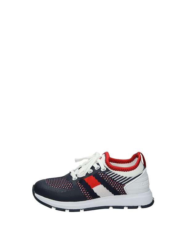 Tommy  Hylfiger Sneakers Basse  Blu