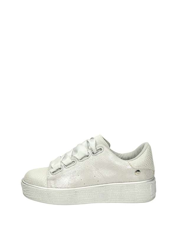 Xti Sneakers Basse  Argento