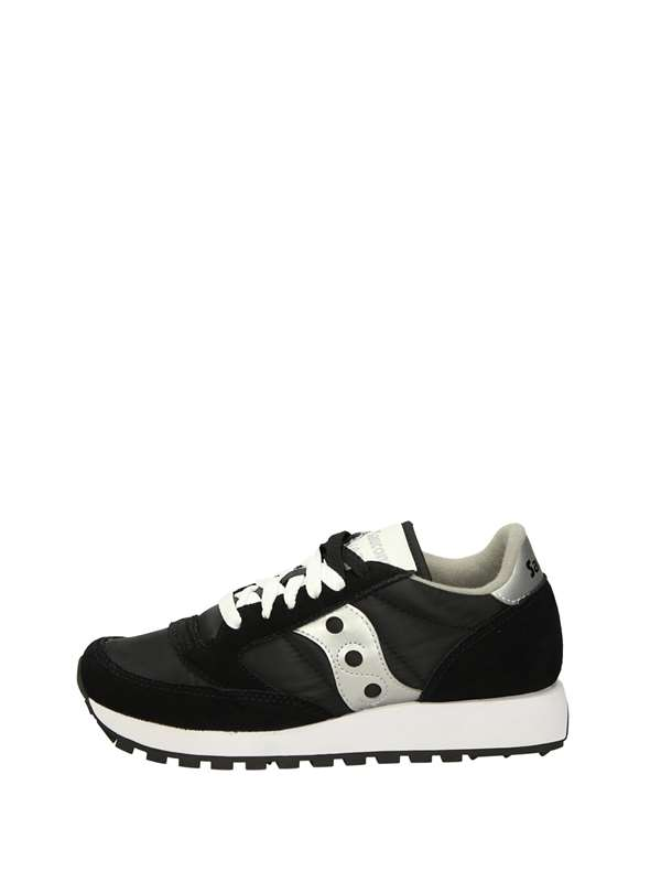 Saucony Low Sneakers Black Silver