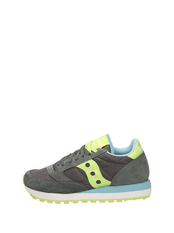 Saucony Low Sneakers Grey green