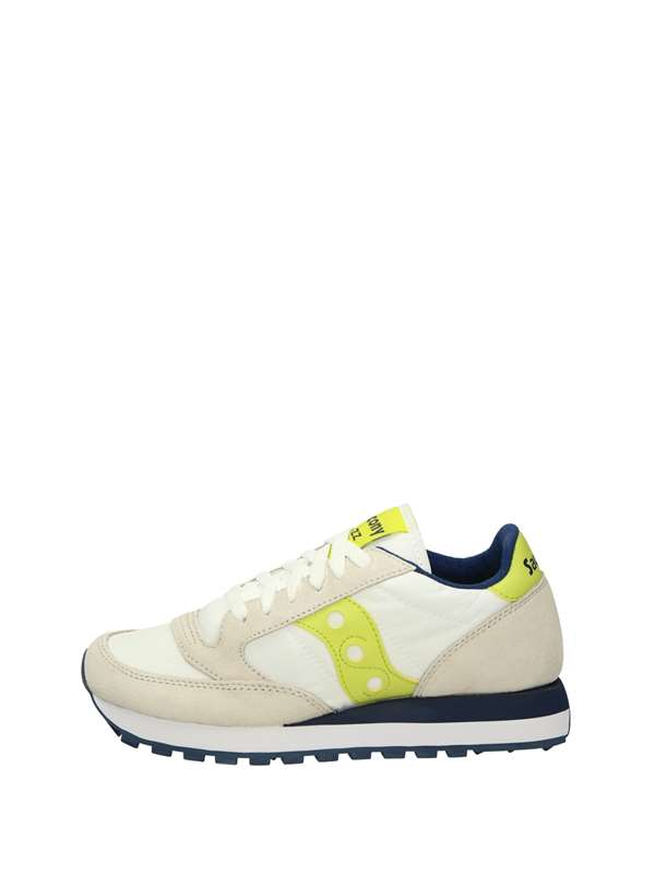Saucony Sneakers Basse  Bianco Giallo