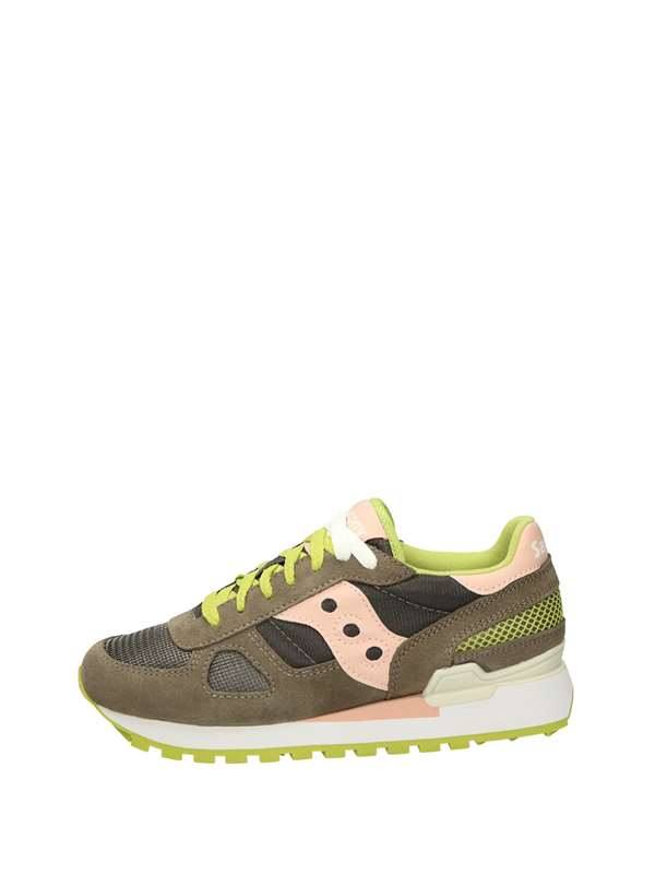 Saucony Sneakers Basse  Rosa Lime