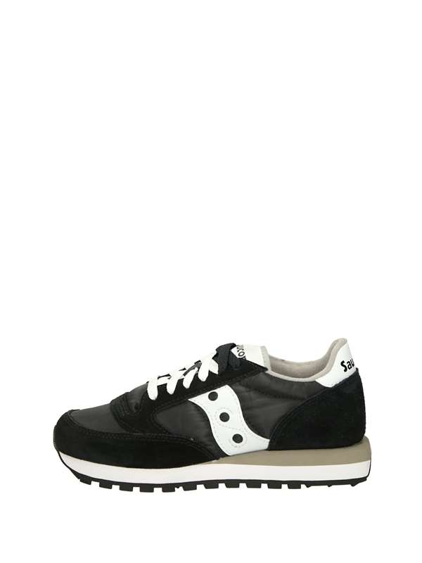 Saucony Low Sneakers Black White