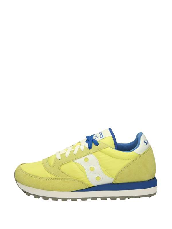 Saucony Sneakers Basse  Giallo Blu