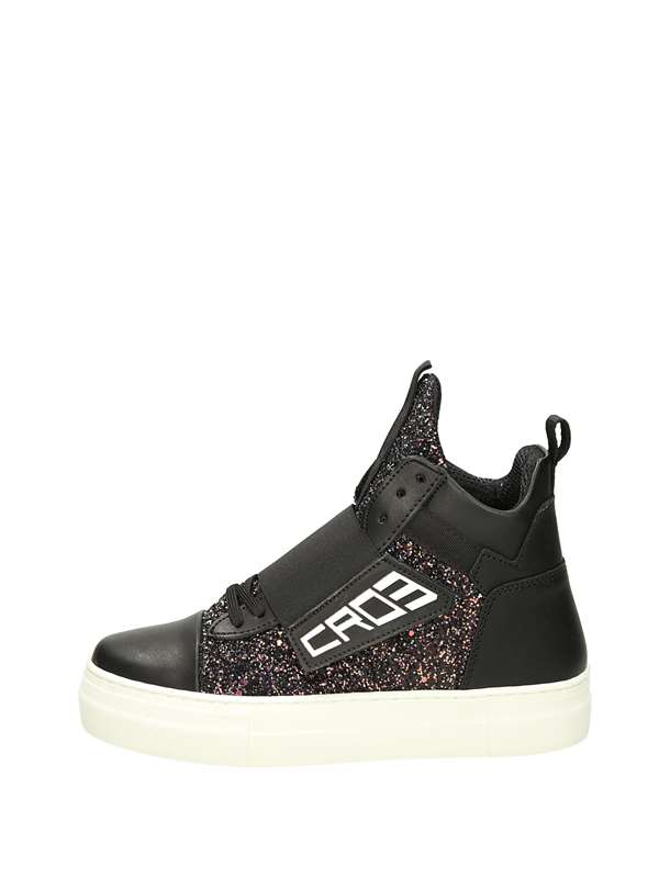 Cr03 Sneakers Alte Nero
