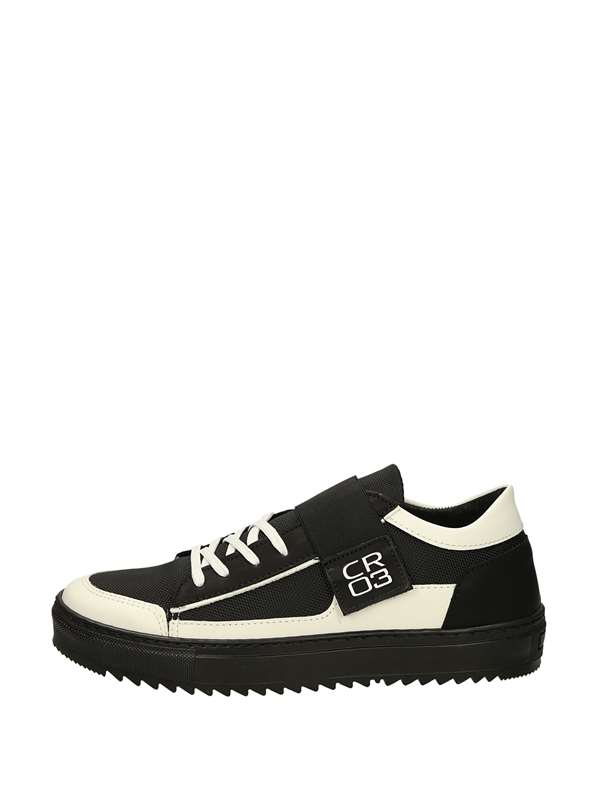 Cr03 Sneakers Basse  Nero