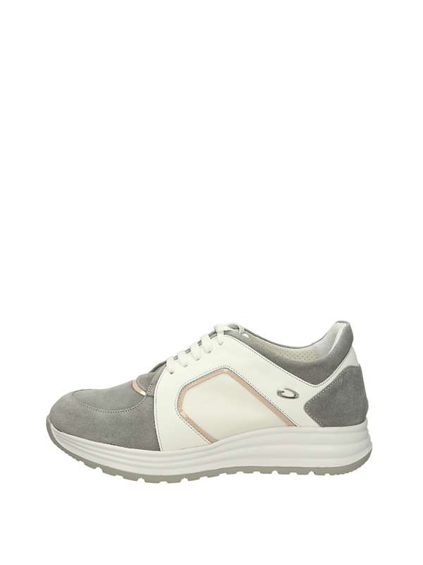 Guardiani Low Sneakers White grey