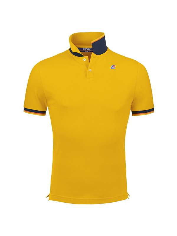 K-way Polo Giallo