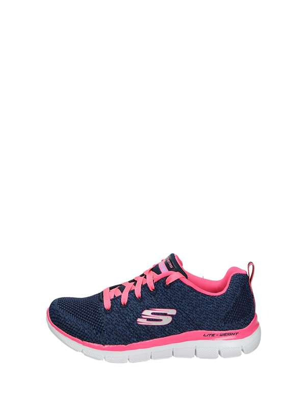 Skechers Low Sneakers Blue
