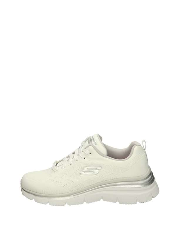 Skechers Low Sneakers White