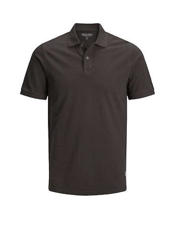 Jack&jones Premium Polo shirt Grey
