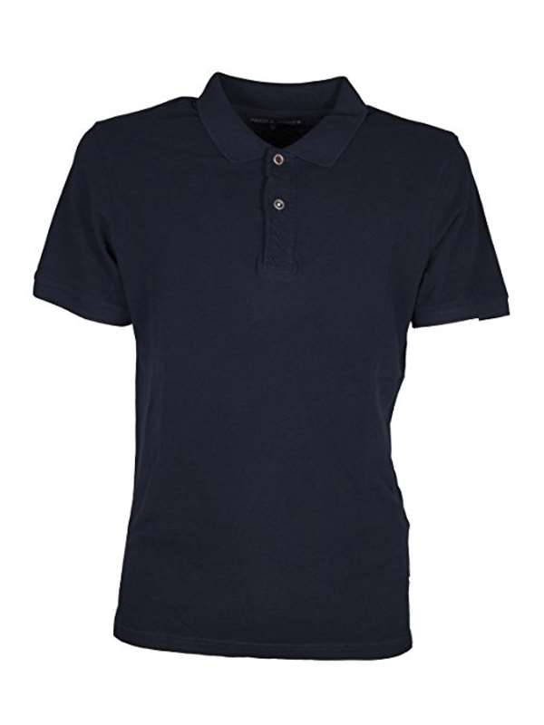 Jack&jones Premium Polo shirt Blue