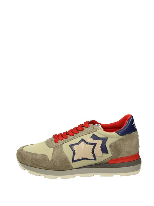 Atlantic Stars Sneakers Basse  Taupe